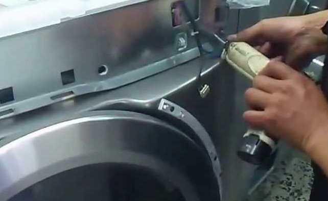 Mantenimiento lavandería